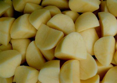 Quarter Roast Potato