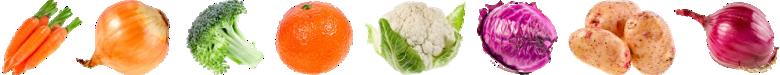 prepared fruit & veg hamstead